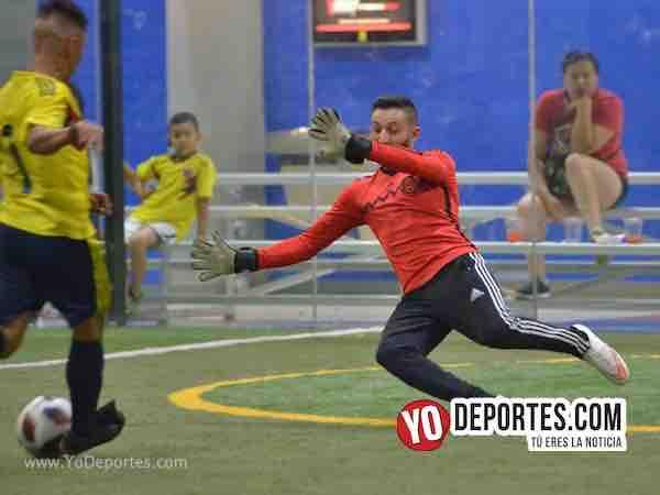 Cafeteros-Deportivo Gonzalez-Liga Latinoamericana portero