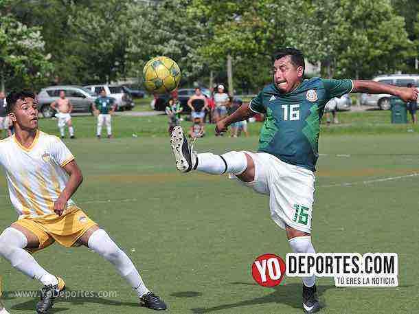 Carlos Aguilar-Deportivo Oro-Hidalgo Veracruz-Liga Douglas