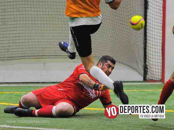Celaya GTO-Challenger-Liga 5 de Mayo Chicago Indoor Sports