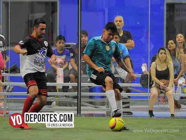 Celaya GTO-Challenger-Liga 5 de Mayo Futbol Indoor