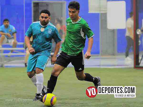 Celaya GTO-Challenger-Liga 5 de Mayo Soccer