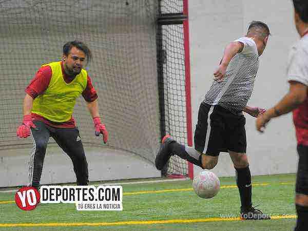 Chicago Fusion le quita el triunfo al Windy City en la Liga Latinoamericana