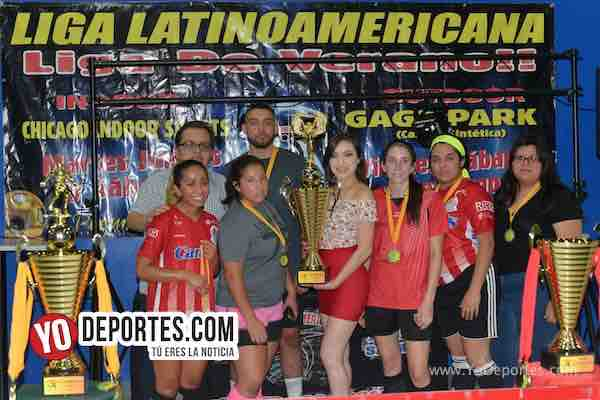 Chicago Ladies-Liga Latinoamericana