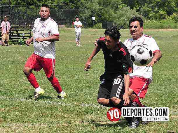 Chicago Nestle-La Amistad-Liga 5 de Mayo Futbol