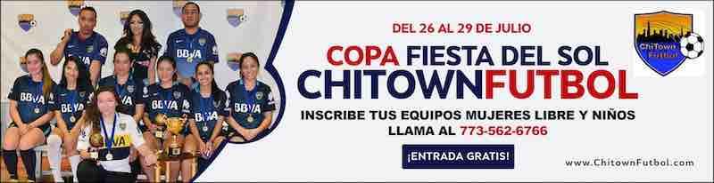 Copa Fiesta del Sol Chitown-Futbol