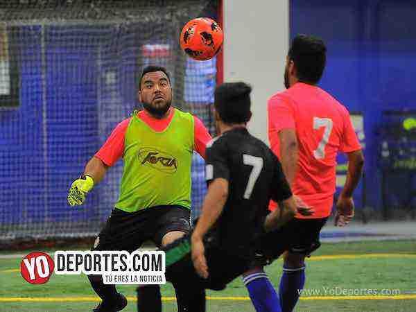 Merengues dejan ir ventaja y son eliminados por el Deportivo Azteca