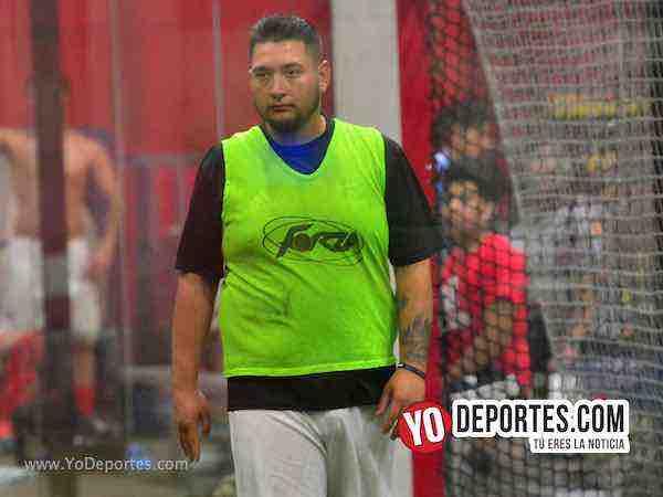 Deportivo Azteca-Deportivo 55-Liga Latinoamericana Chicago Futbol