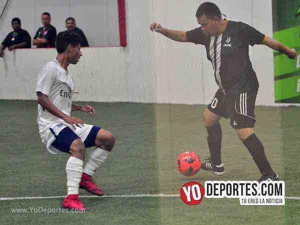 Deportivo Azteca-Deportivo 55-Liga Latinoamericana Futbol indoor