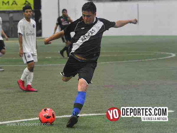 Deportivo Azteca-Deportivo 55-Liga Latinoamericana Soccer League