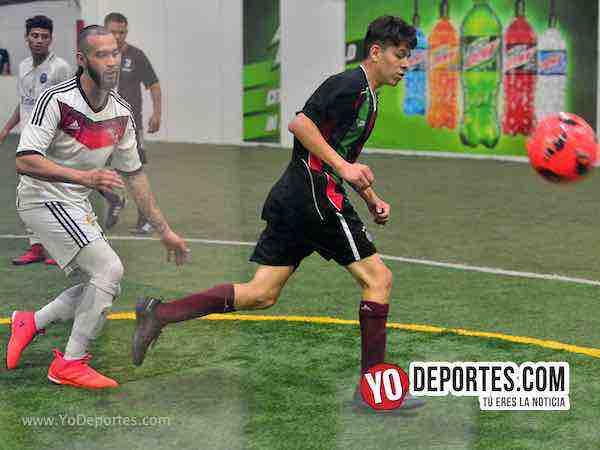 Deportivo Azteca no perdona y le gana 6-0 al Deportivo 55