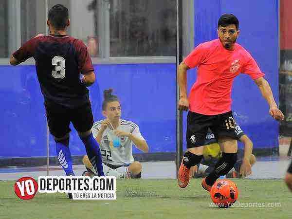 Deportivo Azteca-Los Merengues-Liga Latinoamericana Chicago