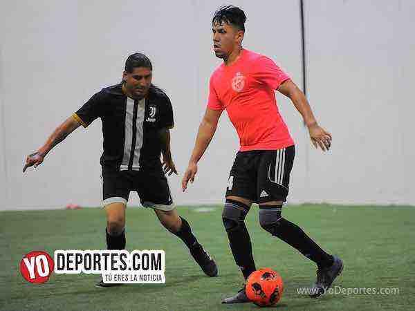 Deportivo Azteca-Los Merengues-Liga Latinoamericana Cuartos de final