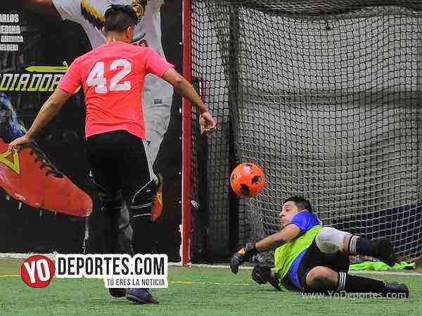 Deportivo Azteca-Los Merengues-Liga Latinoamericana Portero