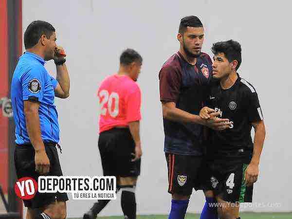 Deportivo Azteca-Los Merengues-Liga Latinoamericana Soccer League