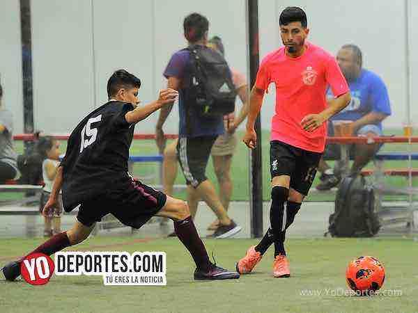 Deportivo Azteca-Los Merengues-Liga Latinoamericana