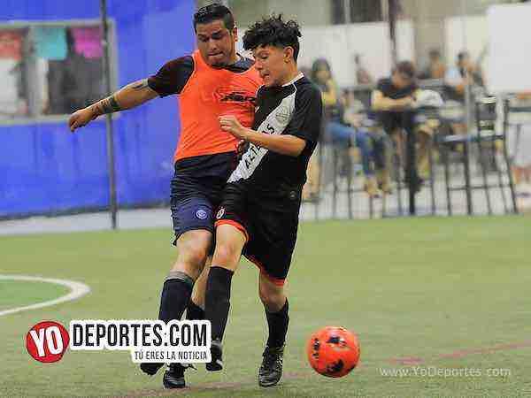 Deportivo Aztecas Jr-Guanajuato-Liga Latinoamericana Futbol Indoor