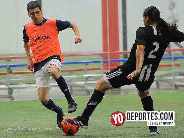 Deportivo Aztecas Jr-Guanajuato-Liga Latinoamericana en Chicago