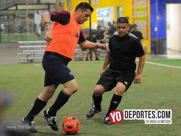 Deportivo Aztecas Jr-Guanajuato-Liga Latinoamericana