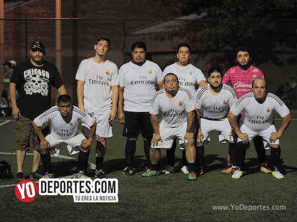 Deportivo Aztlan debuta con derrota en el International Champions Cup