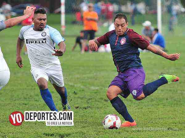 Deportivo De La Cruz-Estrella Blanca-Liga Douglas Alegria