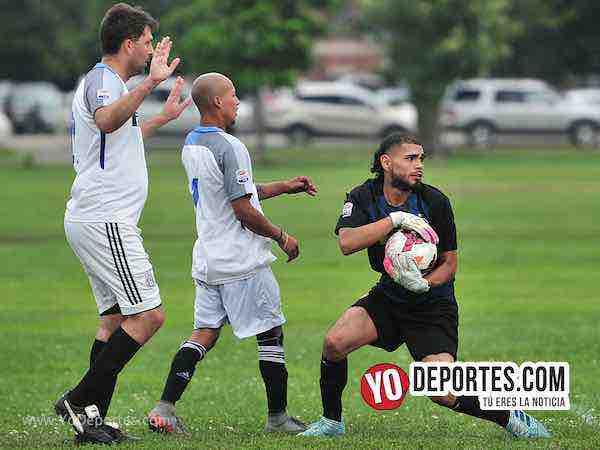 Deportivo De La Cruz-Estrella Blanca-Liga Douglas portero