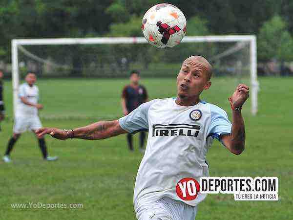 Deportivo De La Cruz-Estrella Blanca-Liga Douglas soccer league