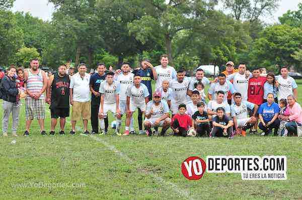 Deportivo De La Cruz derrota al Estrella Blanca-Liga Douglas