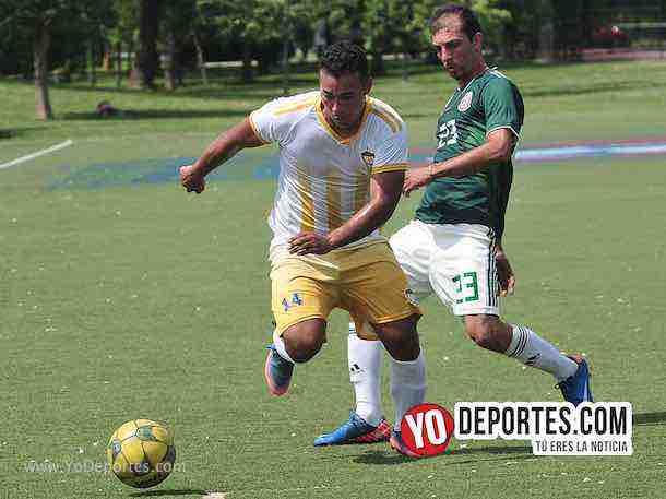 Deportivo Oro-Hidalgo Veracruz-Liga Douglas Chicago soccer