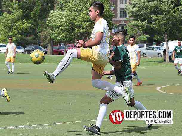 Deportivo Oro-Hidalgo Veracruz-Liga Douglas Futbol de Chicago