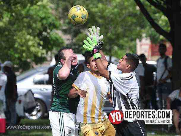 Deportivo Oro-Hidalgo Veracruz-Liga Douglas Portero
