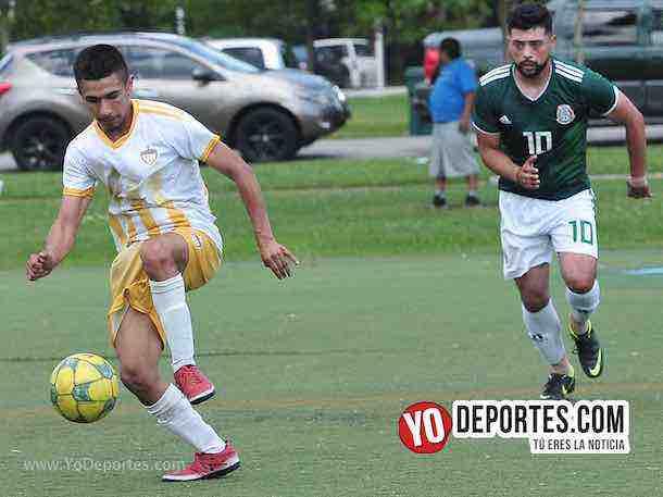Deportivo Oro-Hidalgo Veracruz-Liga Douglas Soccer League