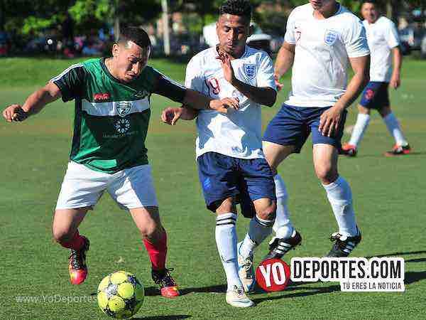 Douglas Boys-Real Tilza-Liga Douglas futbol