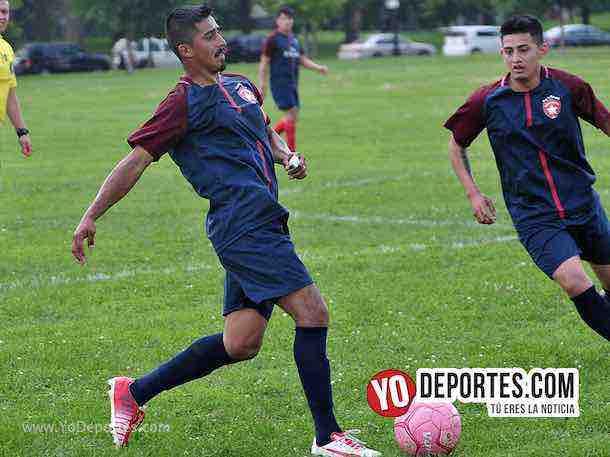 Estrella Blanca-La Paera-Liga Douglas Soccer League