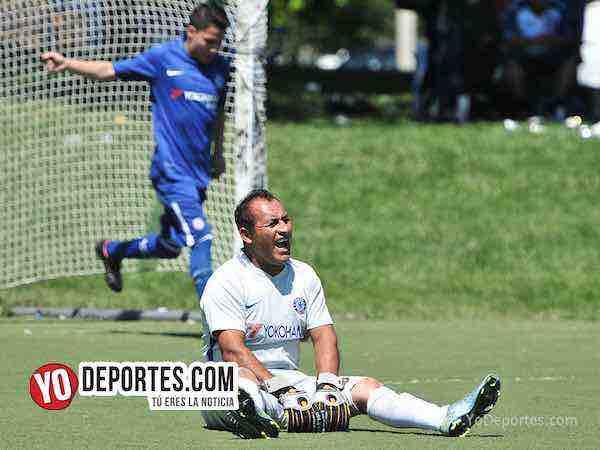 Estrella Blanca-Tonalapa-Liga Douglas de futbol Chicago