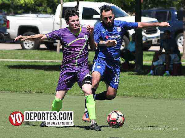Estrella Blanca-Tonalapa-Liga Douglas futbolistas en Chicago