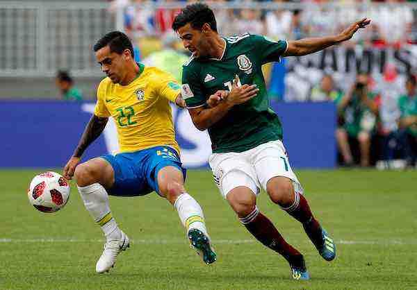 """Carlos Vela: """"No lo tuvieron fácil pero seguimos en el mismo punto"""""""