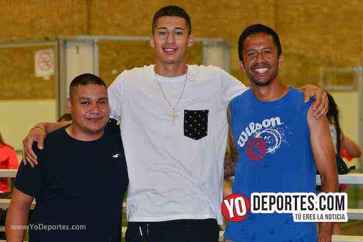 Gerardo Gómez de Chicago ya entrena con el América en Coapa