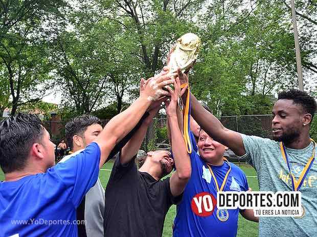 Guatemala campeón del Mundialito de Chicago