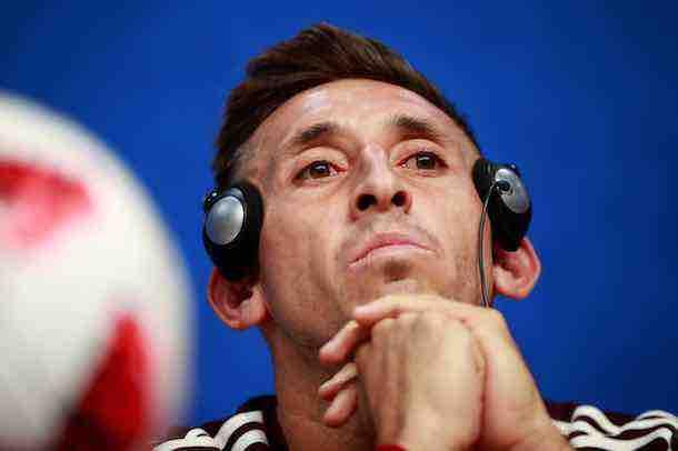 Héctor dice que el sueño es ganar la Copa del Mundo en Rusia