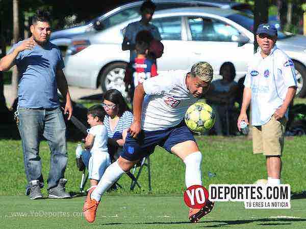 Henry Romero-Douglas Boys-Real Tilza-Liga Douglas