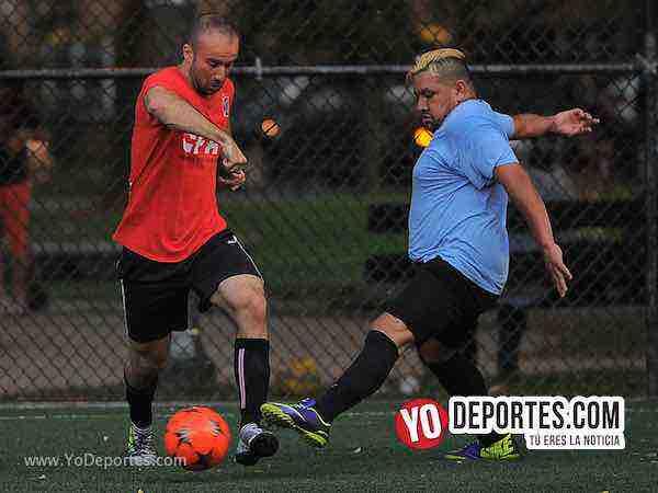 Islandia-Argentina-Illinois International Soccer League-Chicago