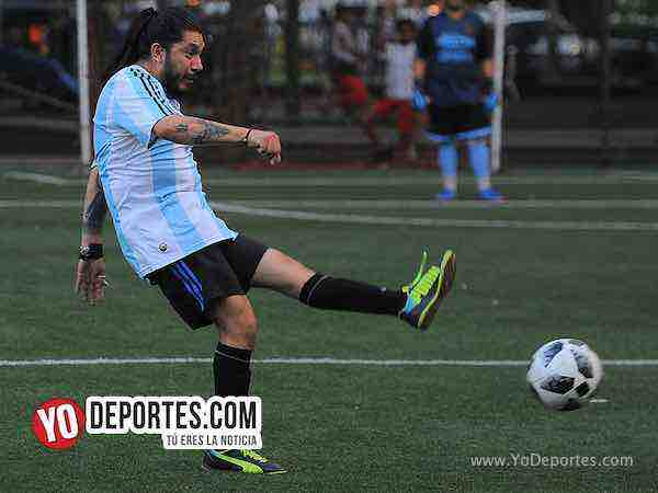 Islandia-Argentina-Illinois International Soccer League-Mundialito