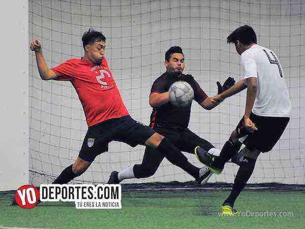 La Garita-Southside-Champions Liga San Francisco Futbol en Chicago Indoor