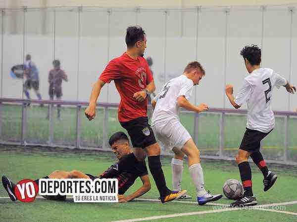 La Garita-Southside-Champions Liga San Francisco soccer league