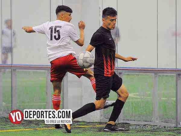 La Garita invicto derrota a Southside-Champions Liga San Francisco