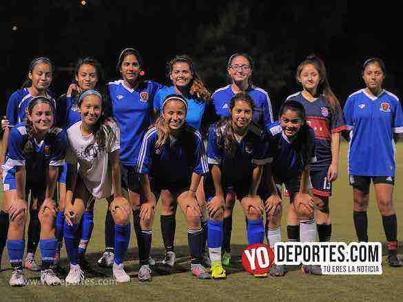La Juve sigue sumando triunfos y goles en la Women Premier Academy