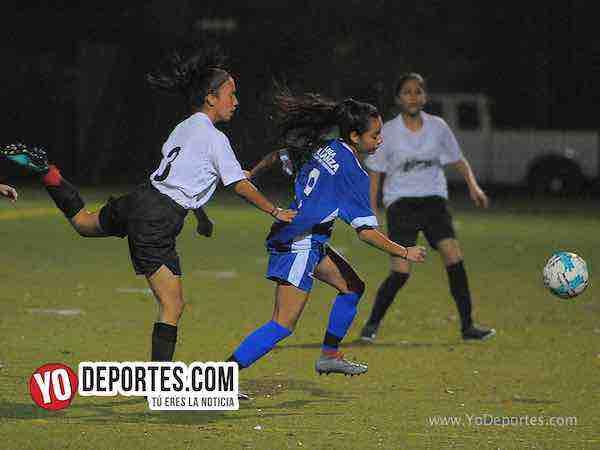 La Juve Wizards-Women Premier Academy Futbol Femenil