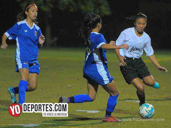 La Juve Wizards-Women Premier Academy Soccer League Chicago Futbol Femenil