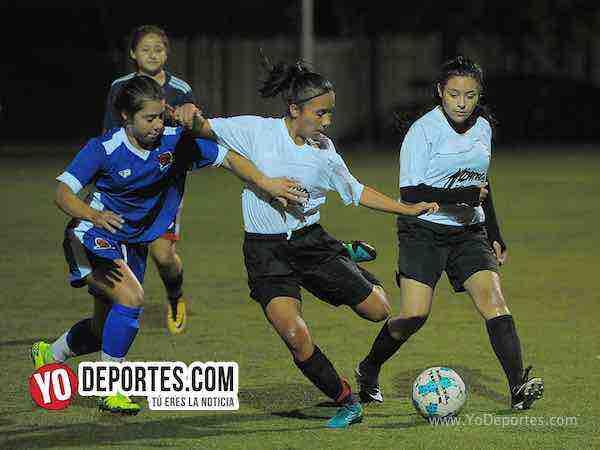 La Juve Wizards-Women Premier Academy Soccer League Futbol Femenil