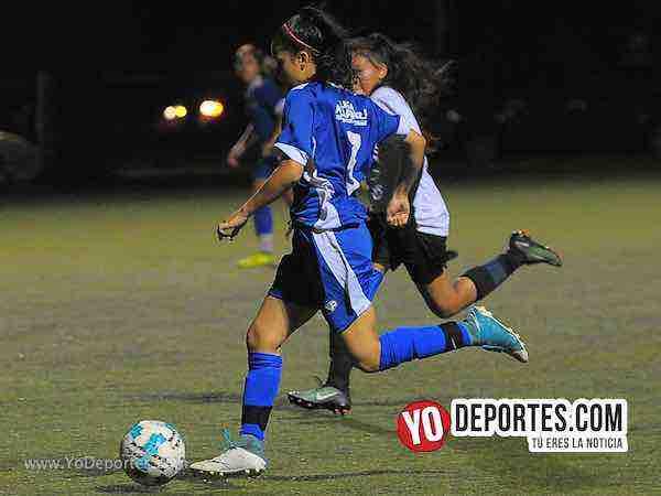 La Juve Wizards-Women Premier Academy Soccer League Futbol Femenino en Chicago